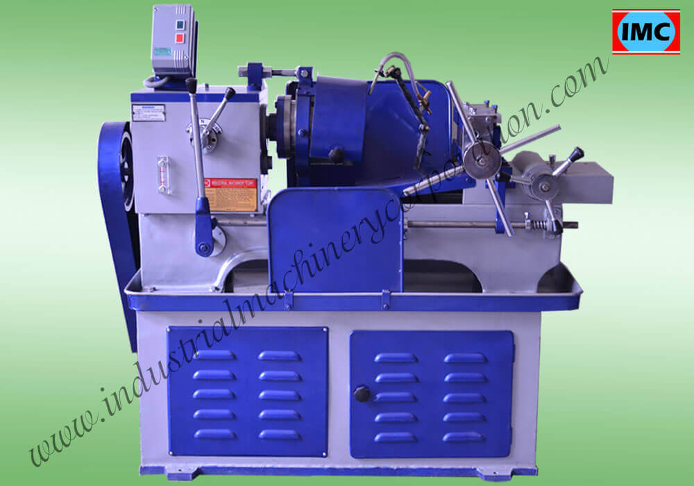Imc Pipe Threading Machine Power Pipe Threader Manufacturers In India